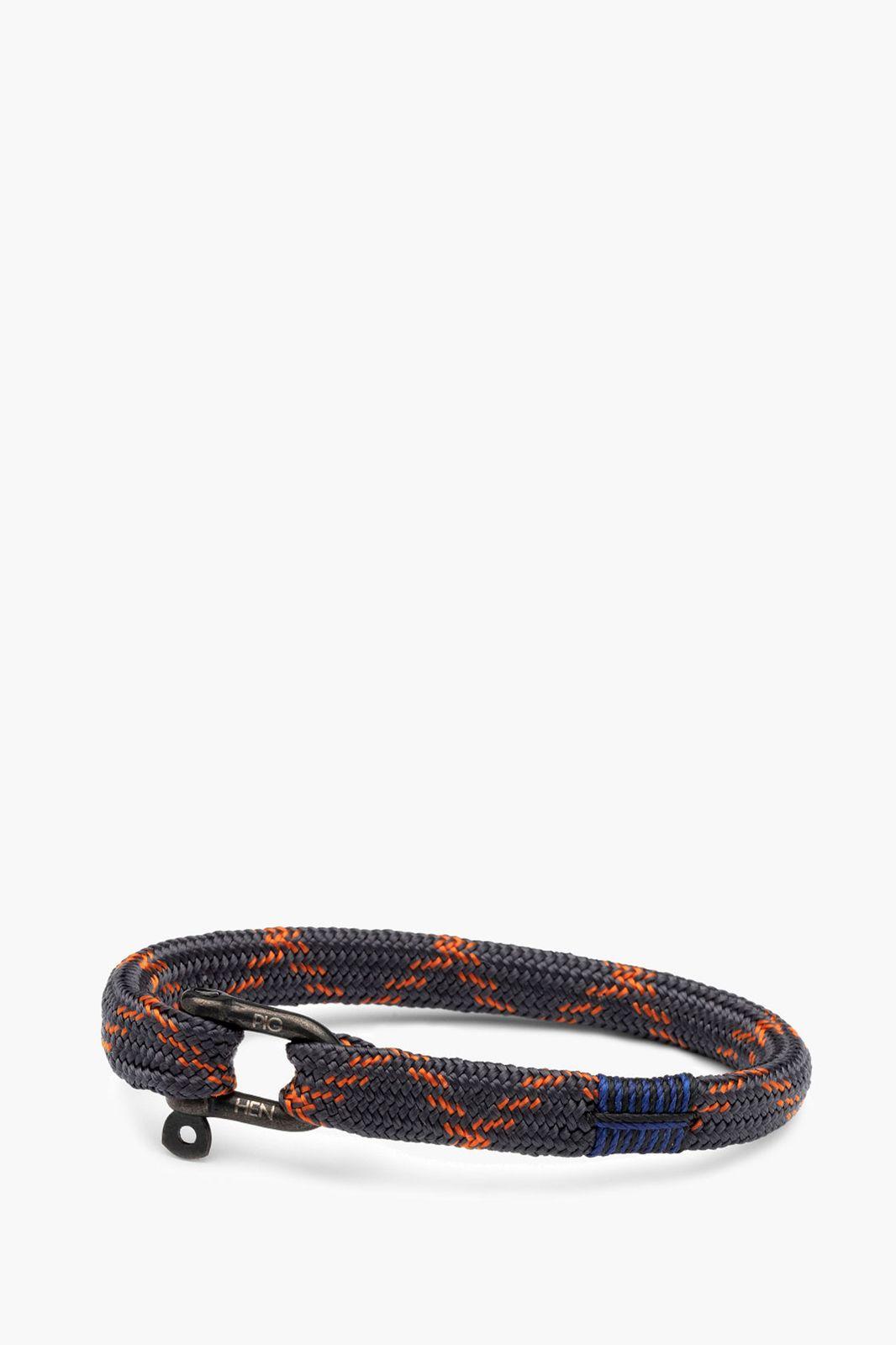 Pig & Hen Vicious Vik armband oranje - Heren   Sissy-Boy
