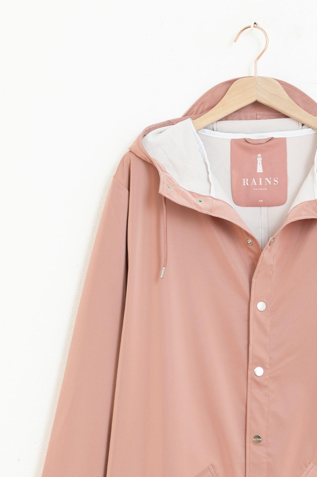 Rains long regenjas roze - Dames | Sissy-Boy