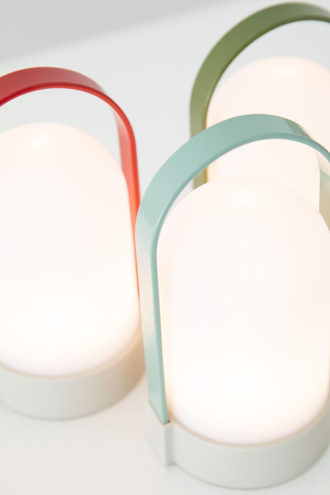 Set van 3 lampjes met usb aansluiting - Homeland | Sissy-Boy