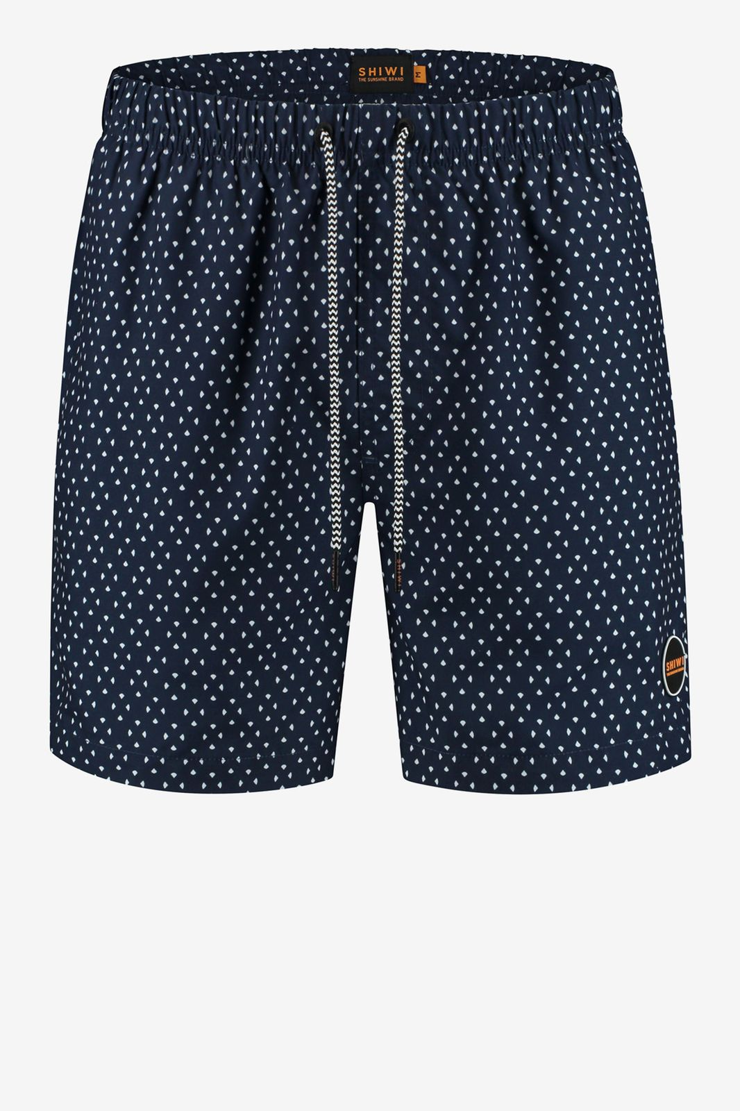 Shiwi zwembroek PJ print donkerblauw