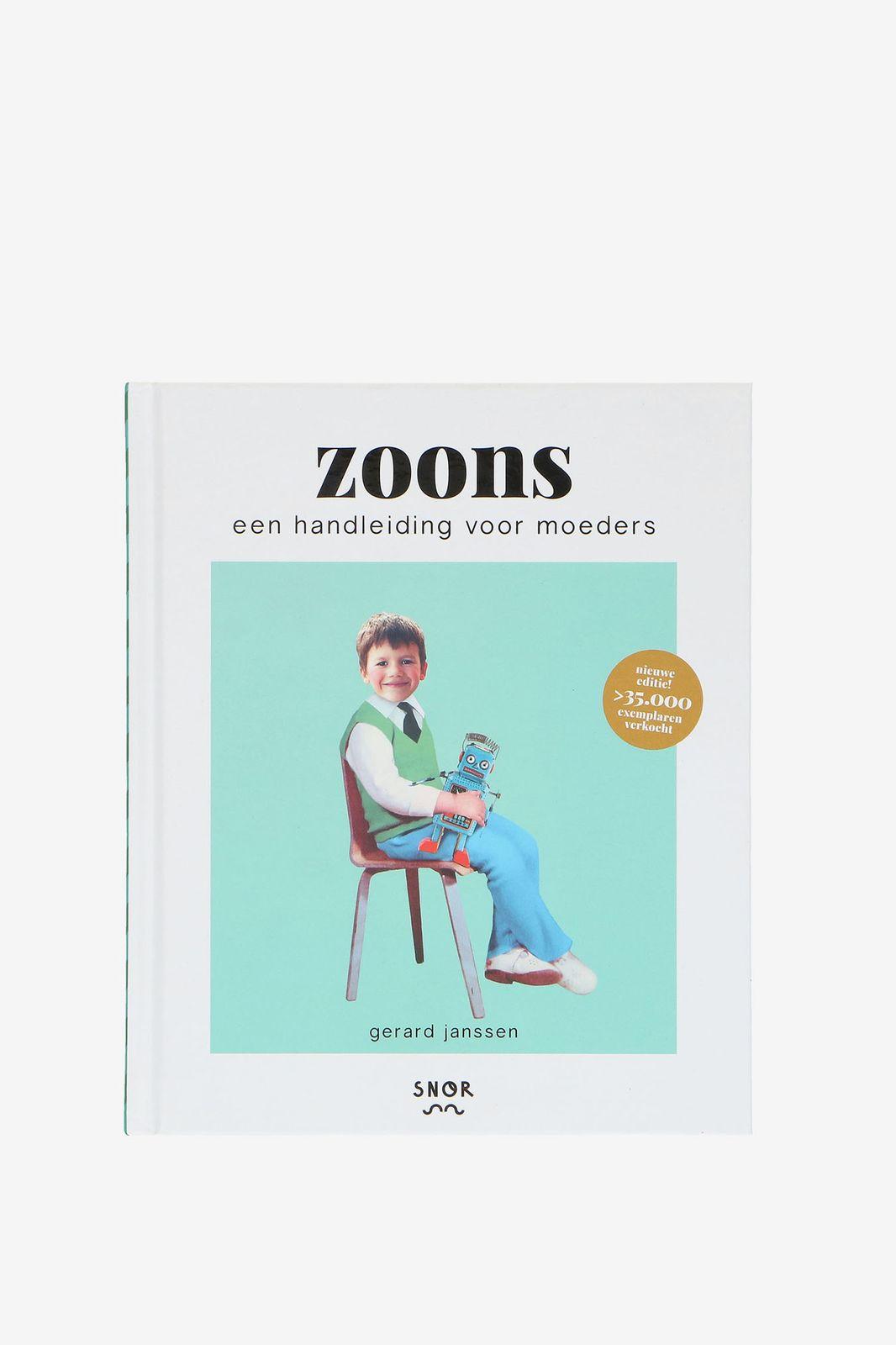 Uitgeverij Snor Boek zoons handleiding voor moeders - Homeland | Sissy-Boy