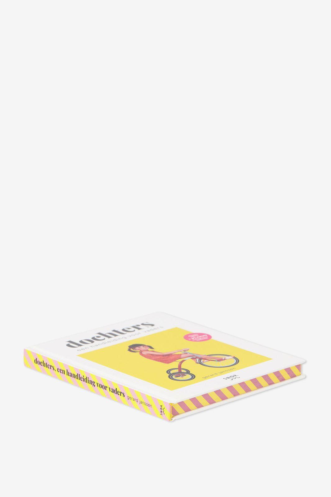 Boek dochters handleiding voor vaders Uitgeverij Snor - Homeland | Sissy-Boy