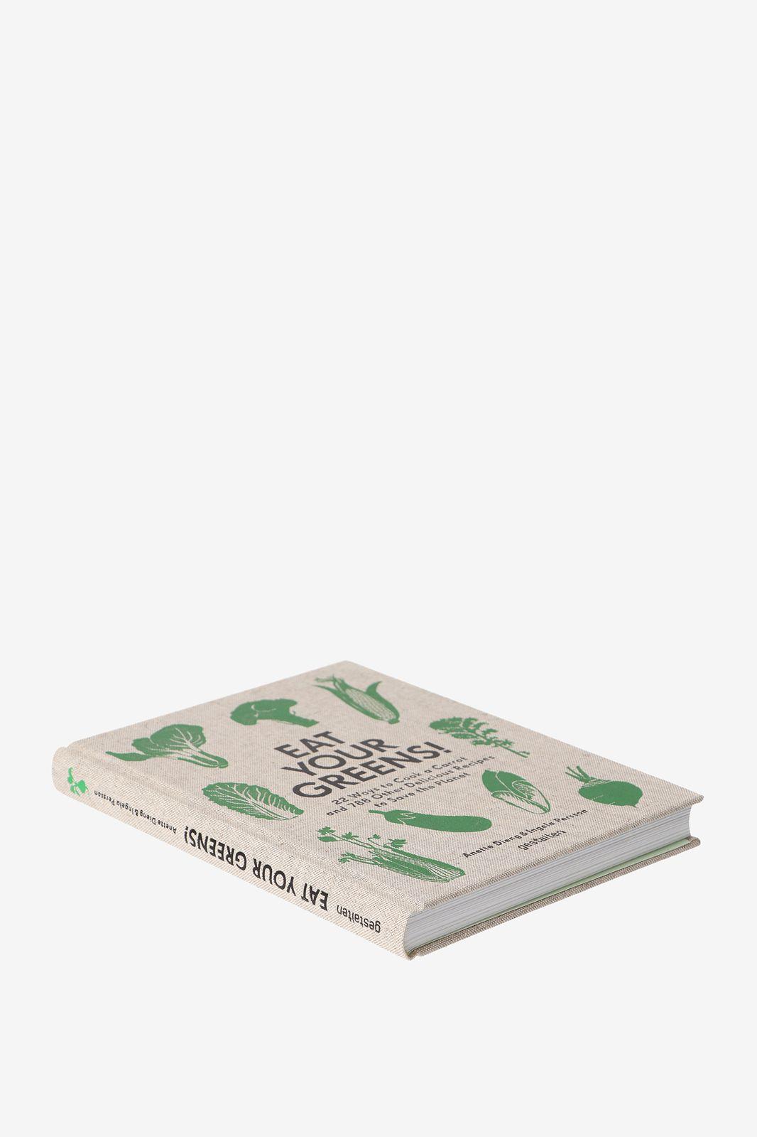 Eat Your Greens kookboek