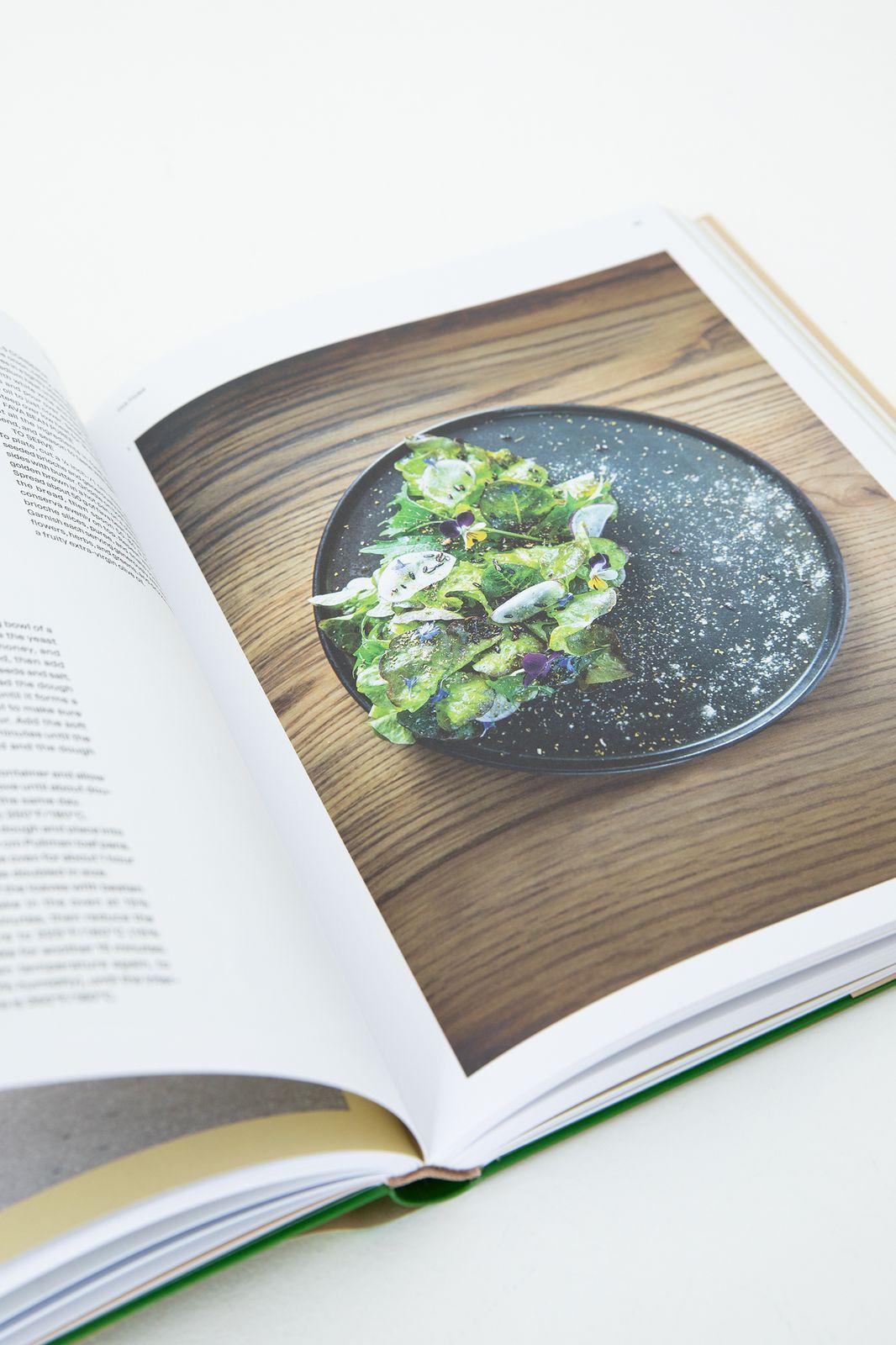 Kookboek The garden chef