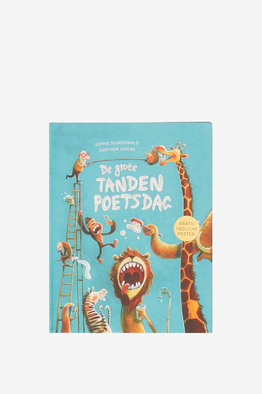 Boek de grote tandenpoetsdag