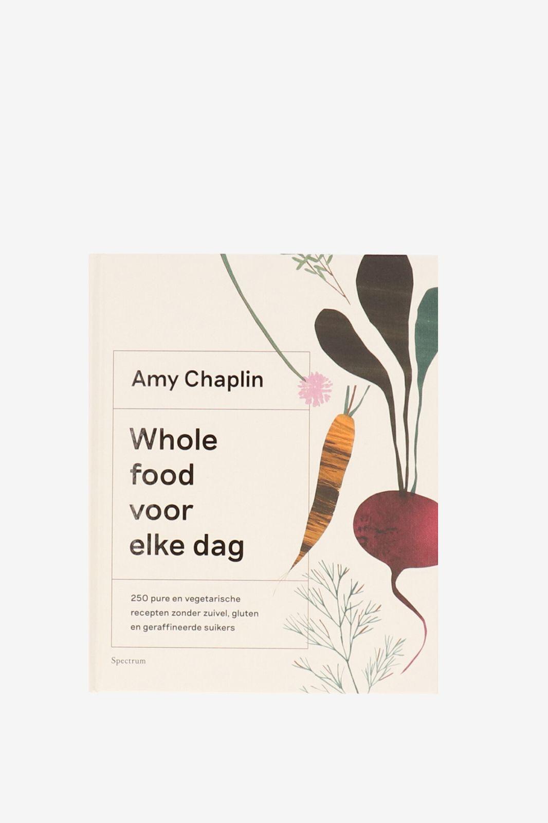 Kookboek whole food voor elke dag