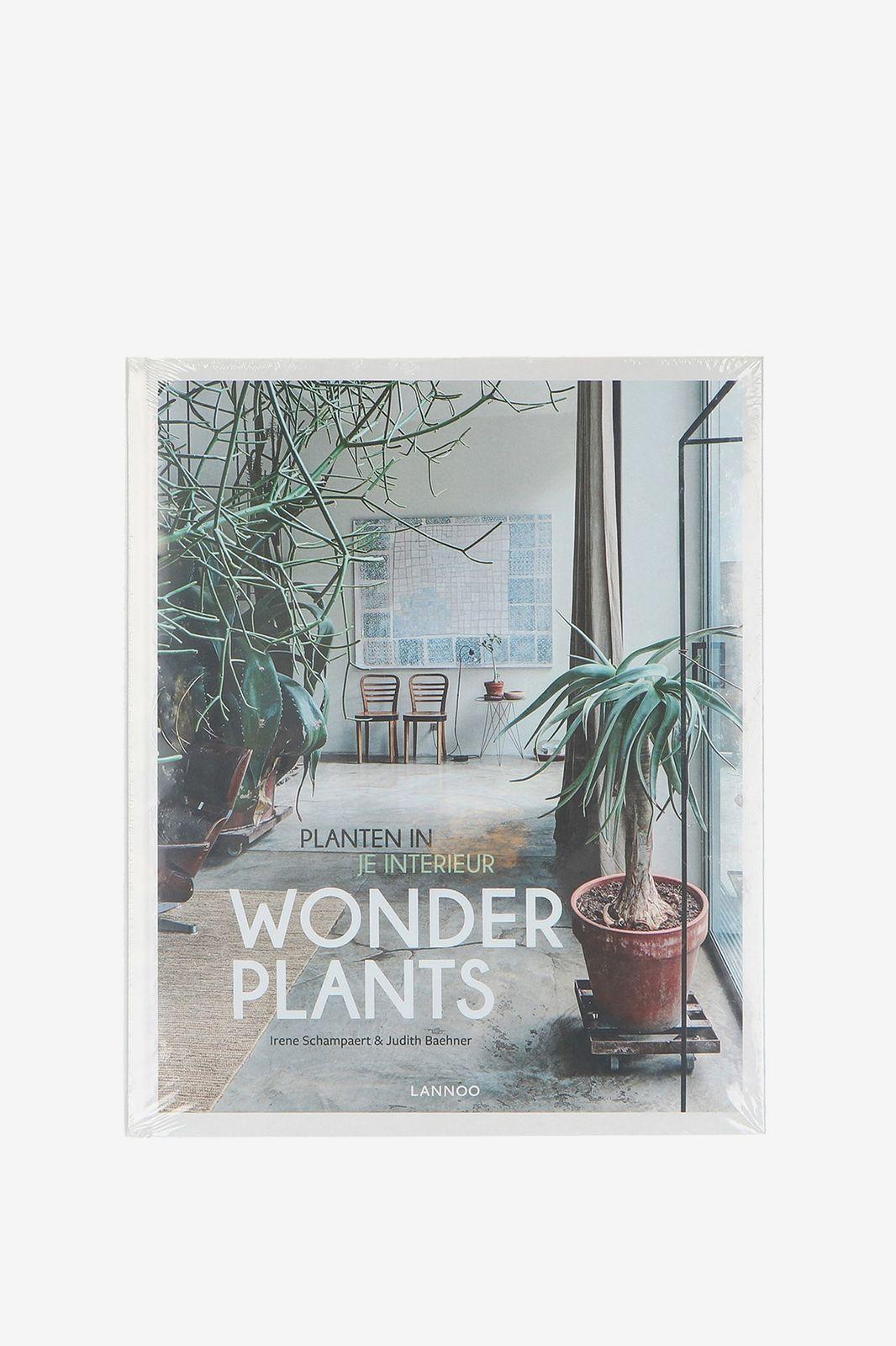 Boek Wonder Plants - Homeland | Sissy-Boy
