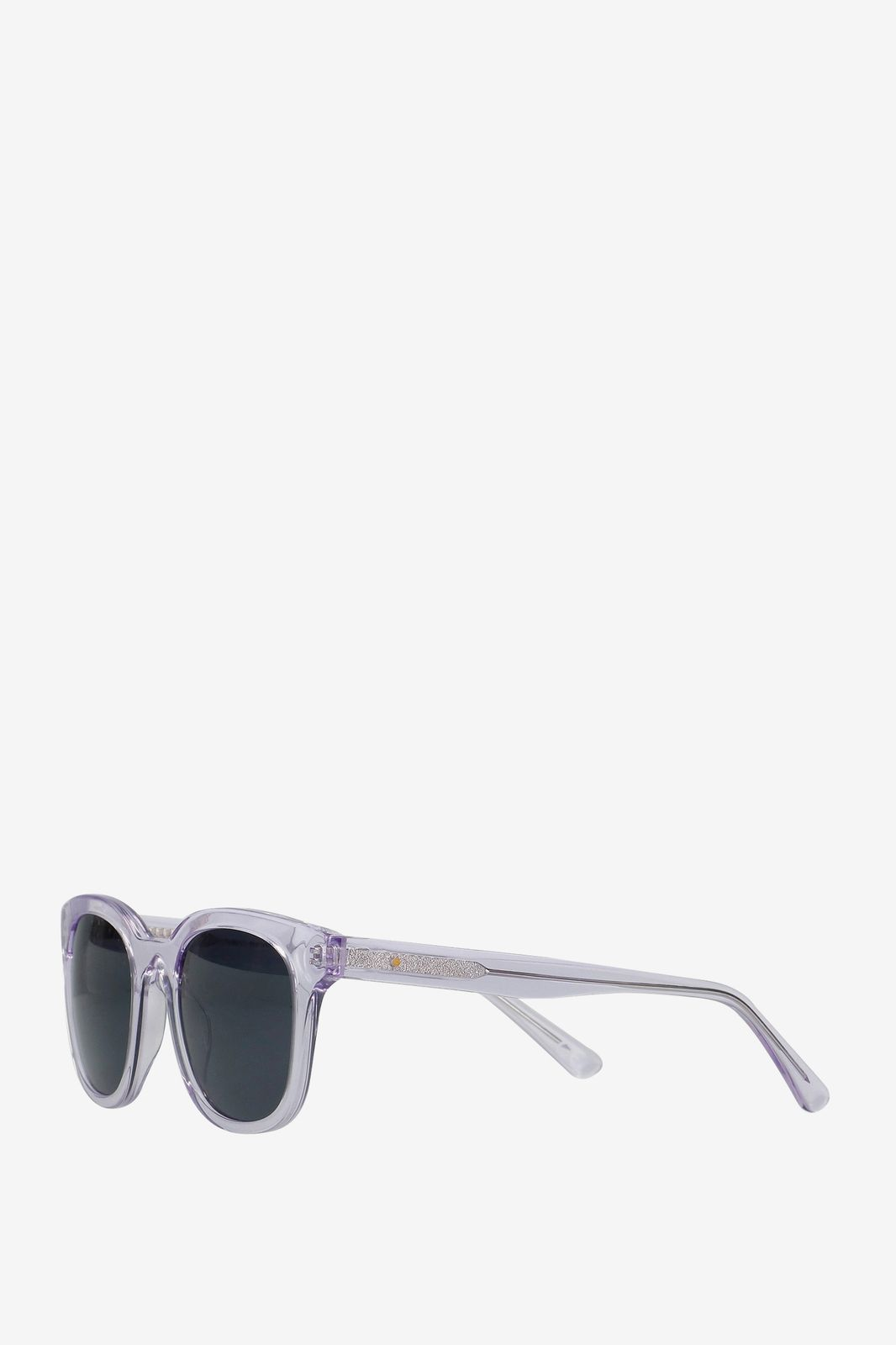 Paarse transparante zonnebril - Dames | Sissy-Boy