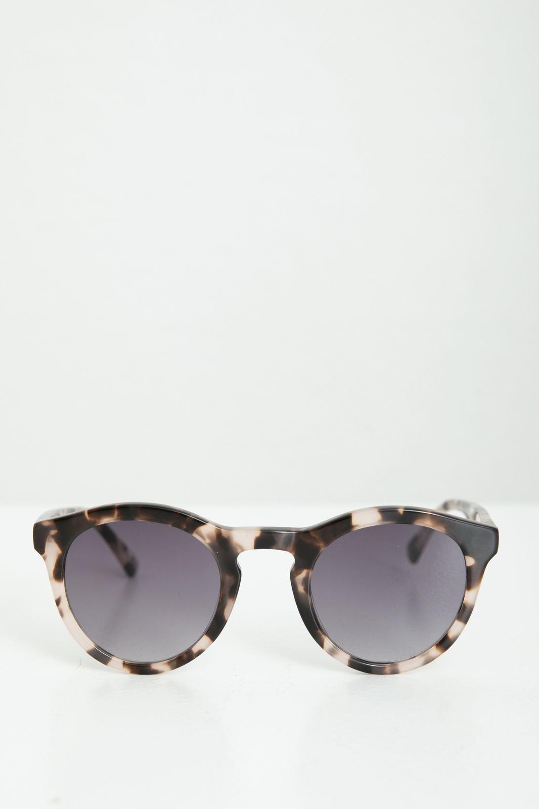 Roze zonnebril rond - Dames | Sissy-Boy