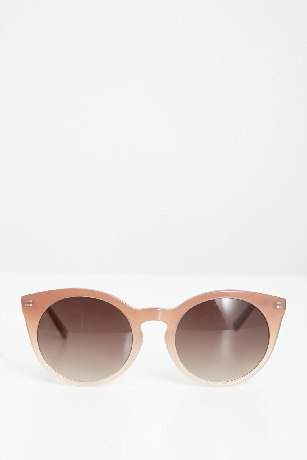 Roze zonnebril dames met metalen pootjes - Dames   Sissy-Boy