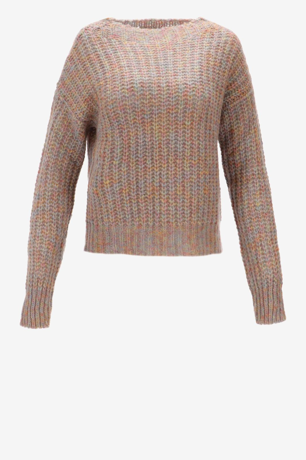 Multicolor knitted trui - Dames | Sissy-Boy