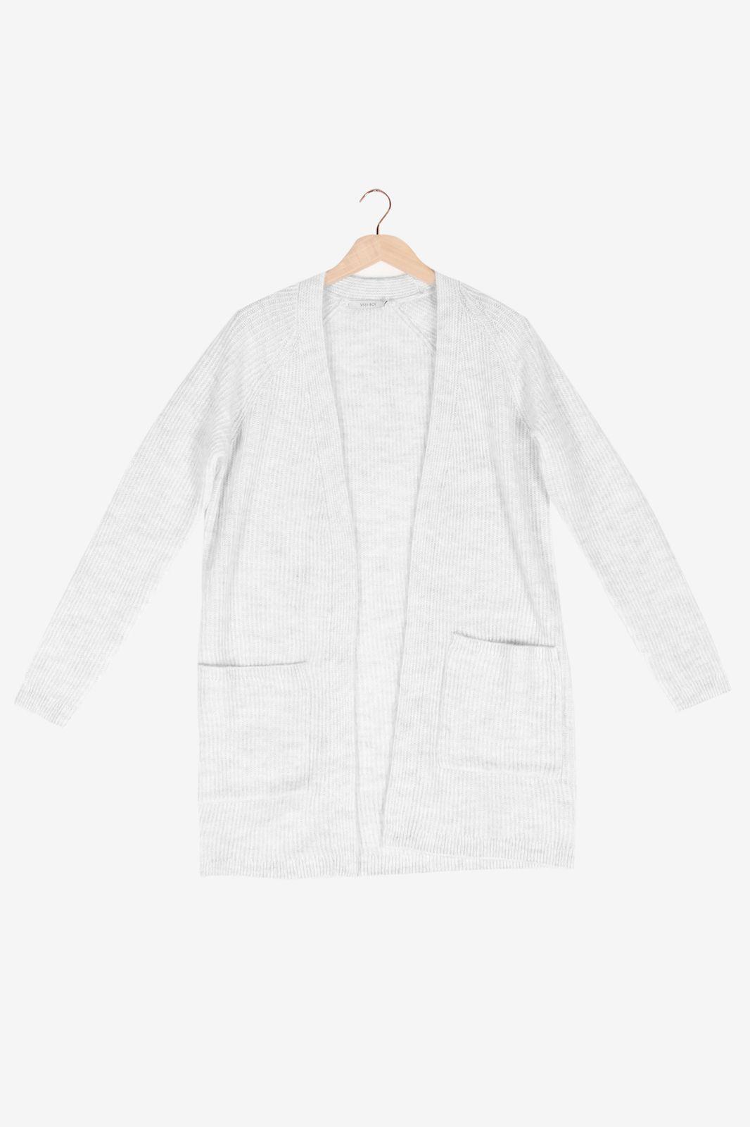 Off white lang vest - Dames | Sissy-Boy