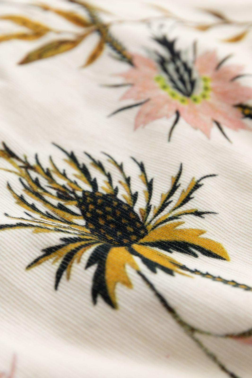 Corduroy shopper met wild flower print - Dames | Sissy-Boy