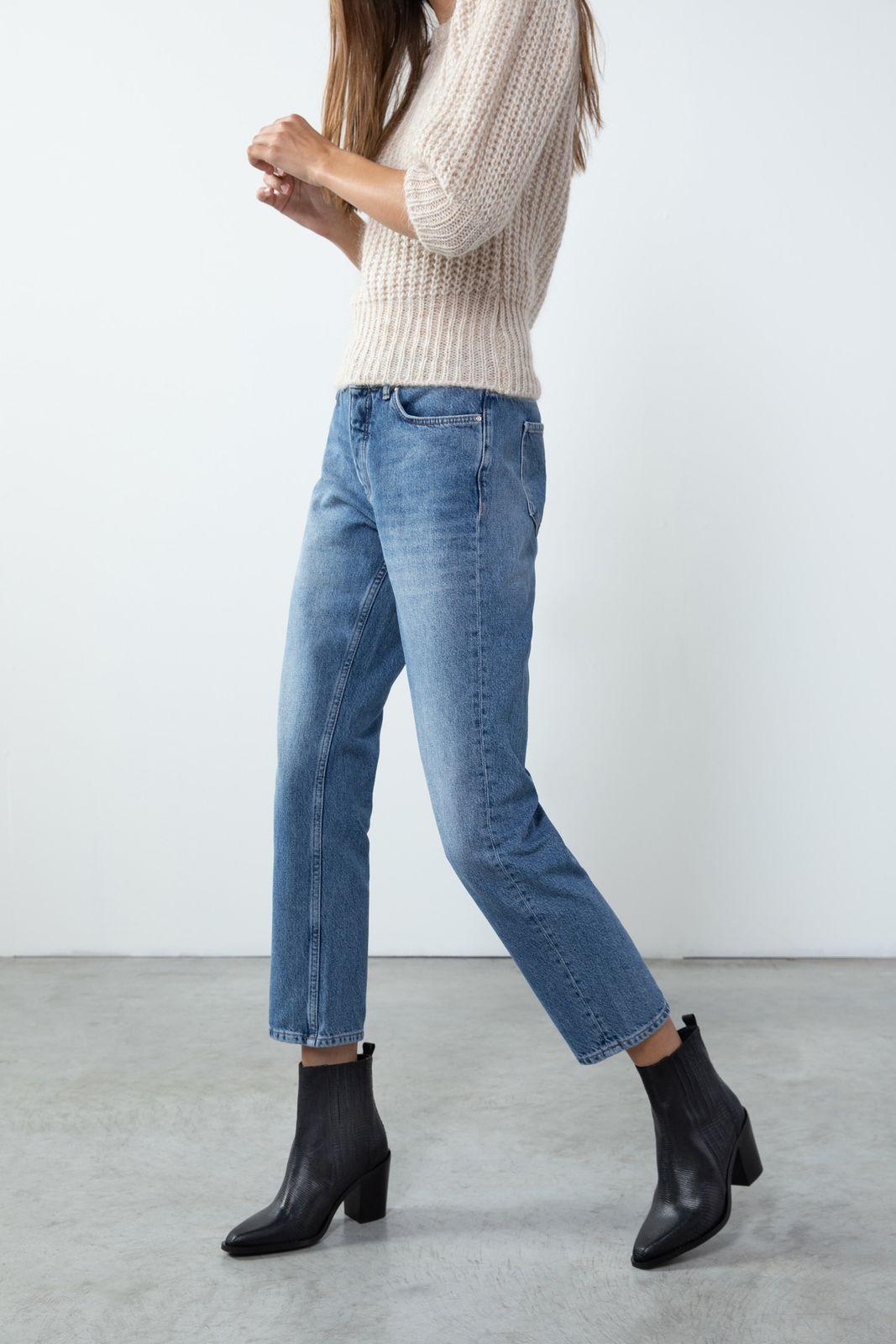 Straight fit 5-pocket jeans - Dames | Sissy-Boy