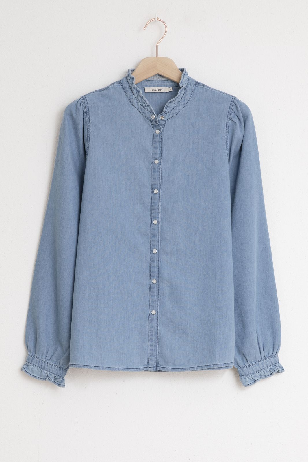 Denim blouse - Dames | Sissy-Boy