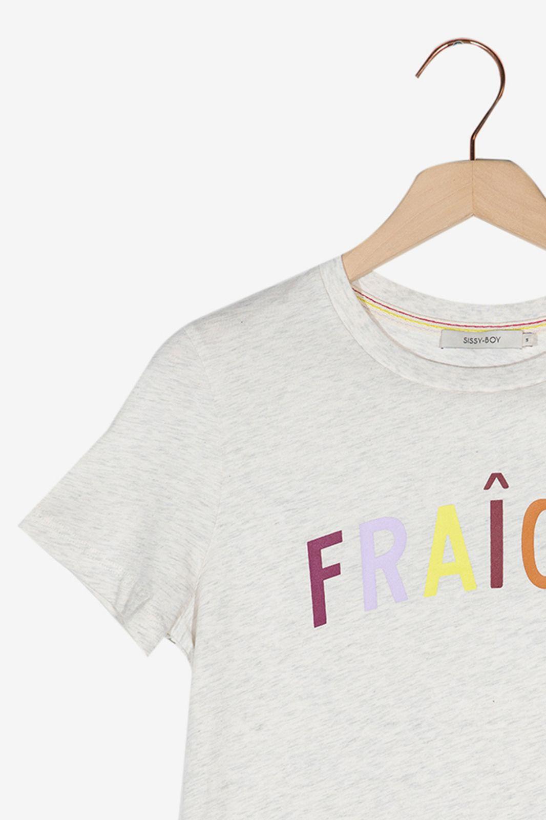 Grijs T-shirt Fraiche - Dames   Sissy-Boy