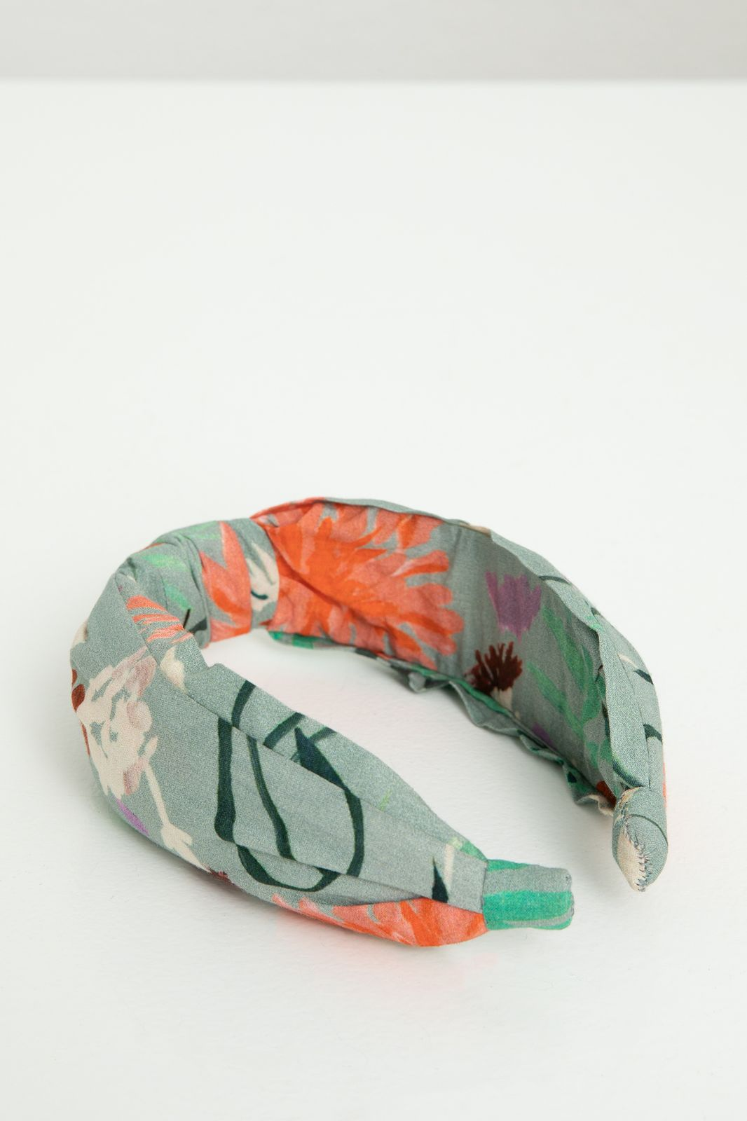 Groene diadeem met all over bloemenprint - Dames | Sissy-Boy
