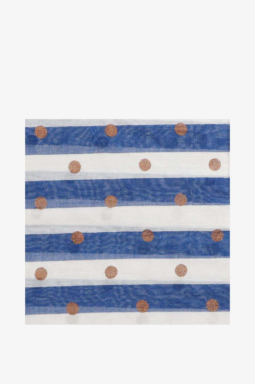 Blauw gestreepte sjaal - Dames | Sissy-Boy