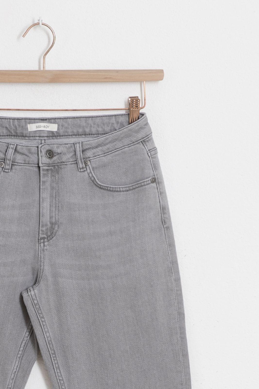 Grijze 5-pocket jeans - Dames | Sissy-Boy