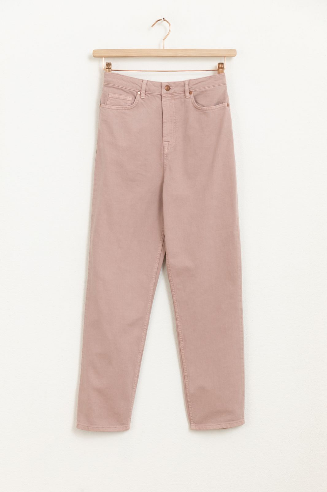 Licht paarse mom jeans - Dames | Sissy-Boy