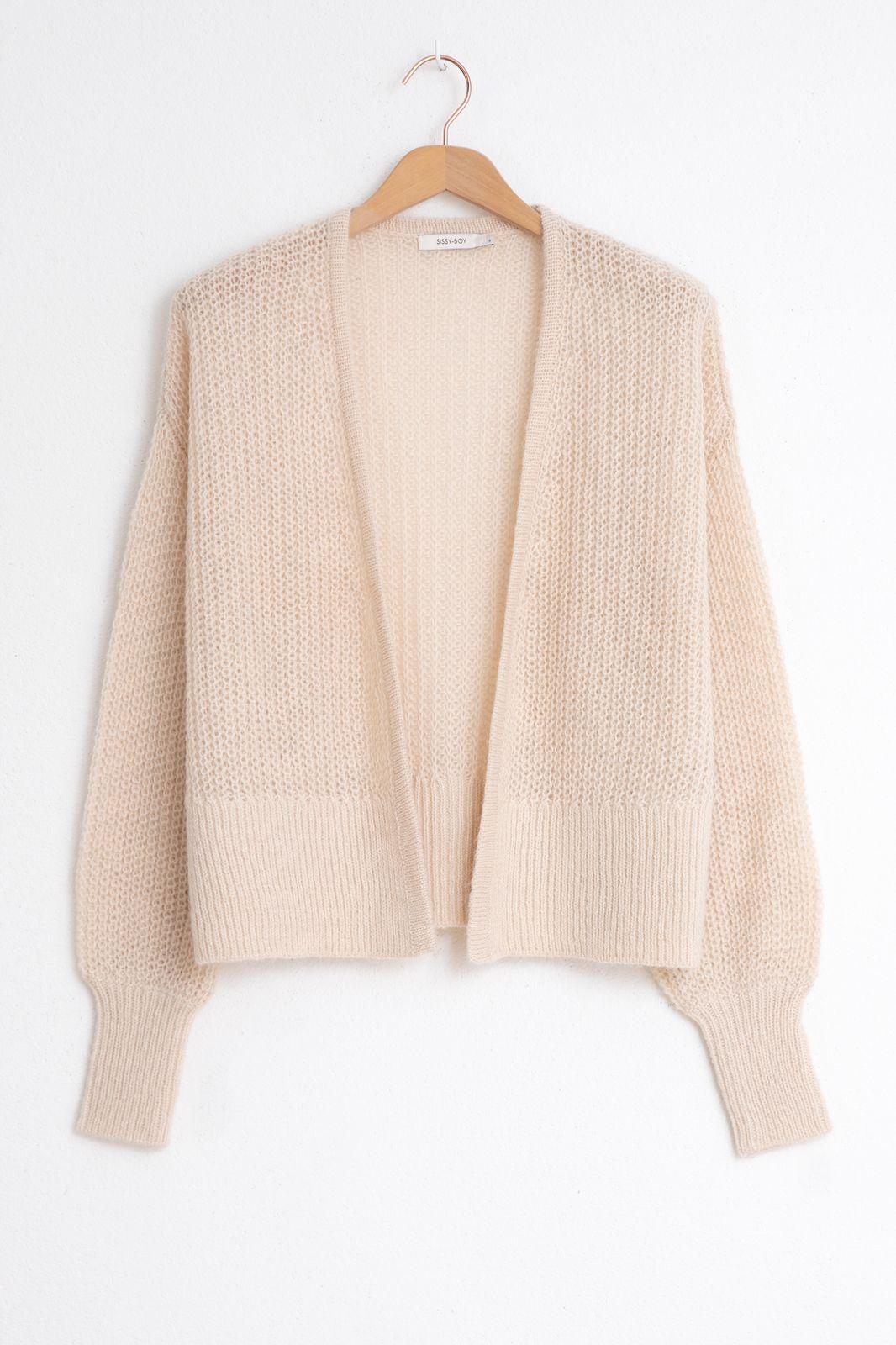 Offwhite vest - Dames | Sissy-Boy