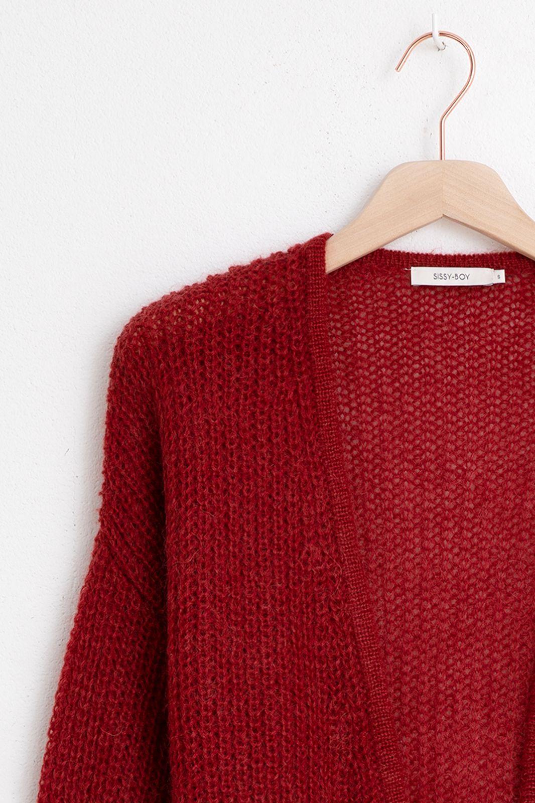 Rood vest - Dames | Sissy-Boy