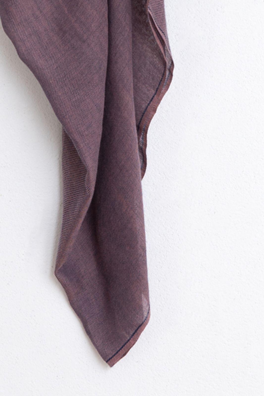Paarse sjaal contrast - Dames | Sissy-Boy