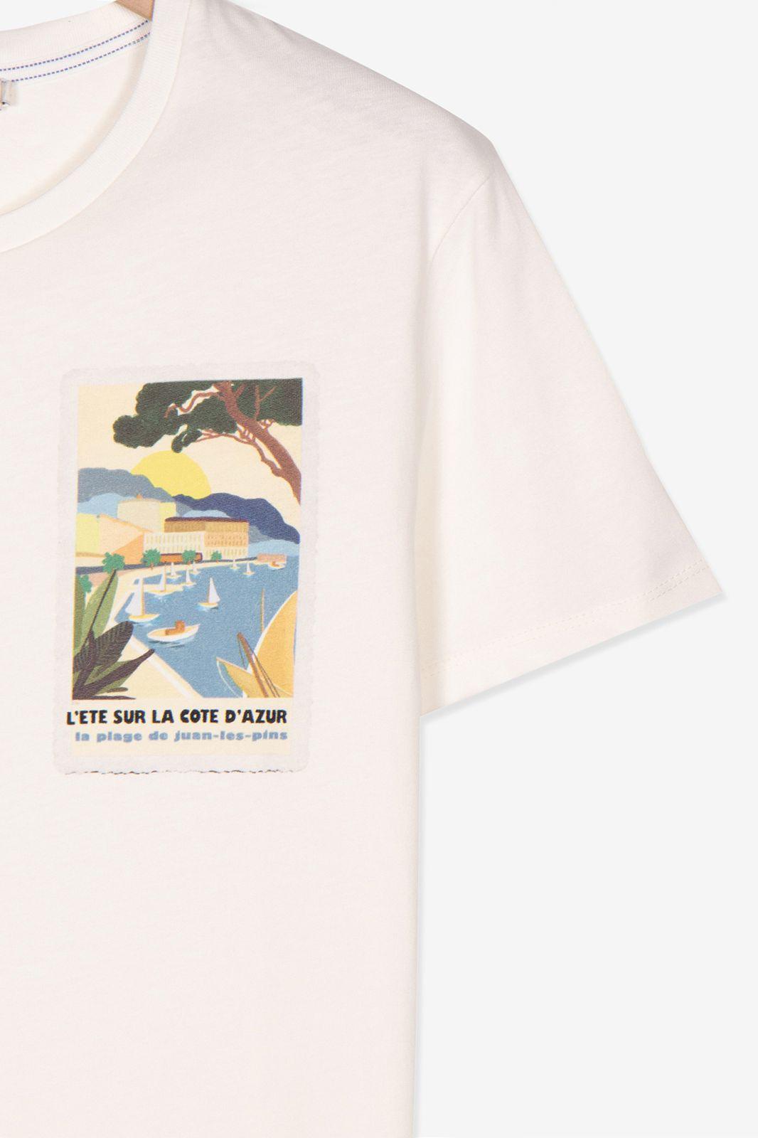 Wit T-shirt met opdruk - Dames | Sissy-Boy