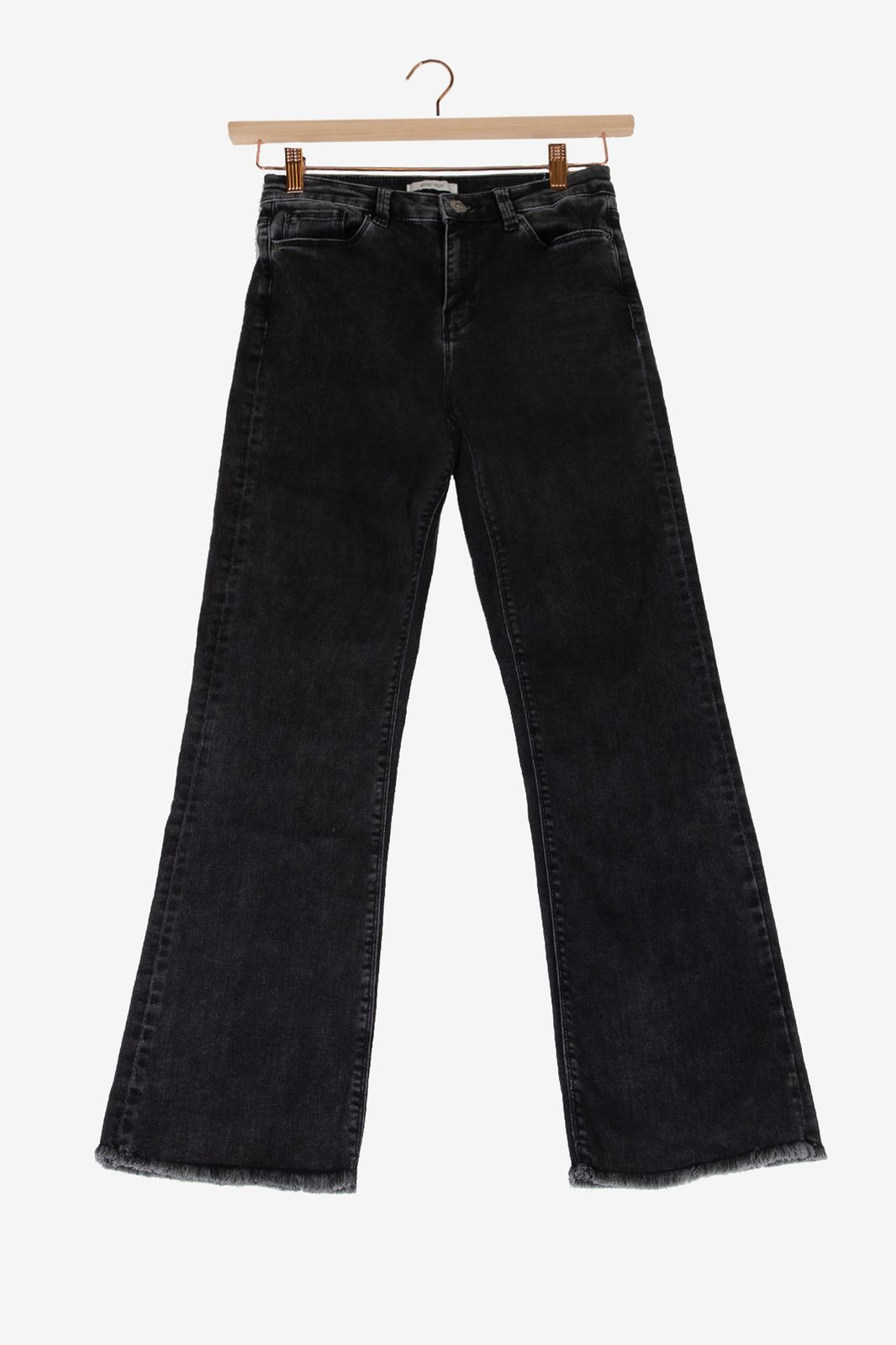 Zwarte kick flared jeans - Dames | Sissy-Boy