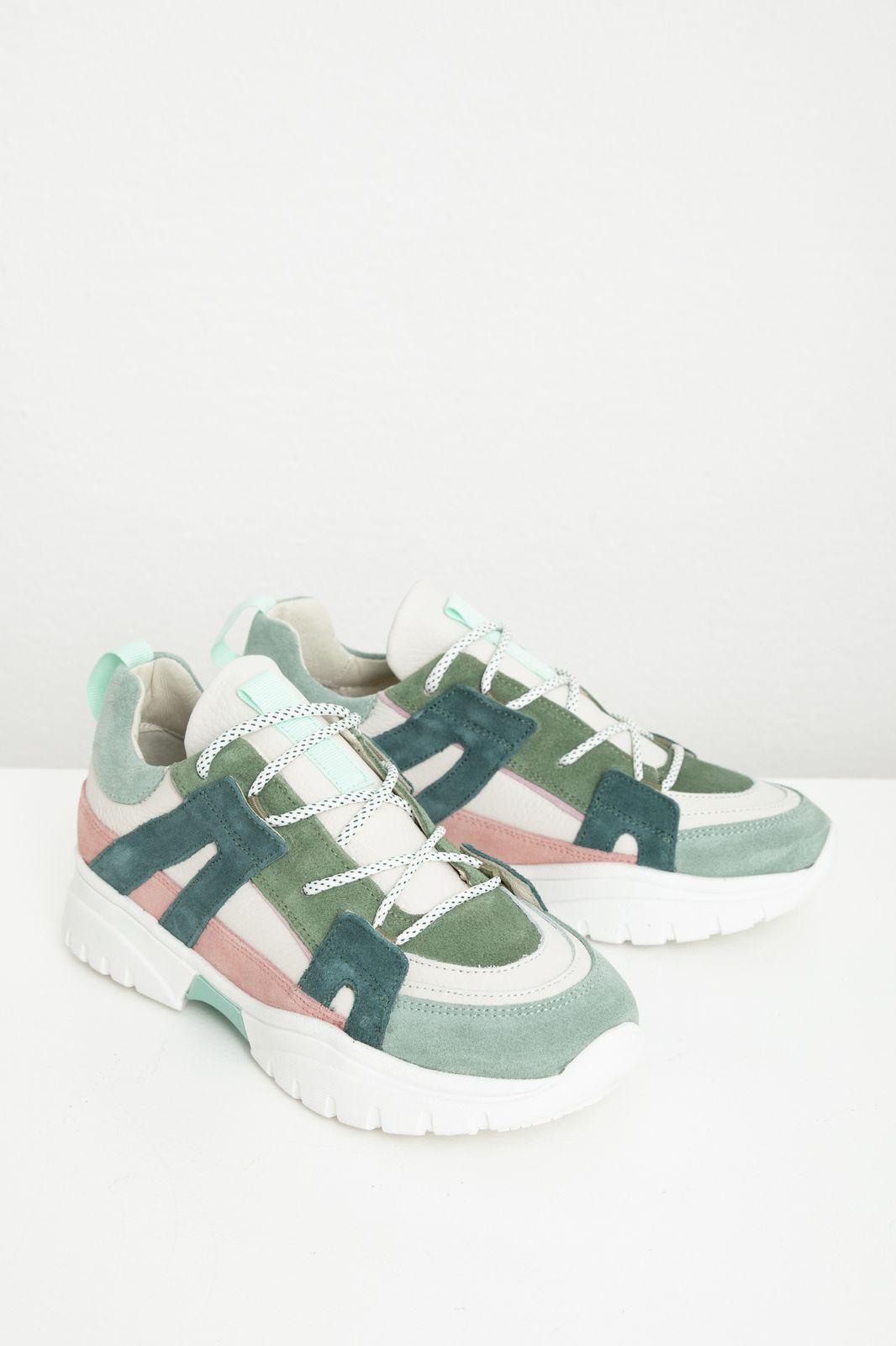 Pastelkleurige dad sneaker - Dames | Sissy-Boy