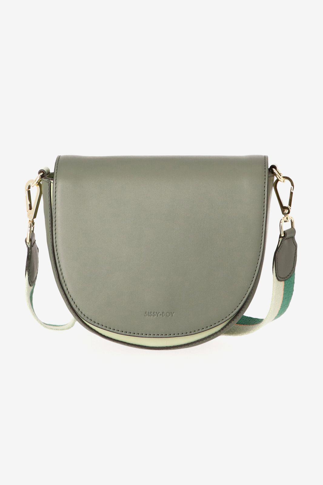 Multicolor groene tas - Dames | Sissy-Boy