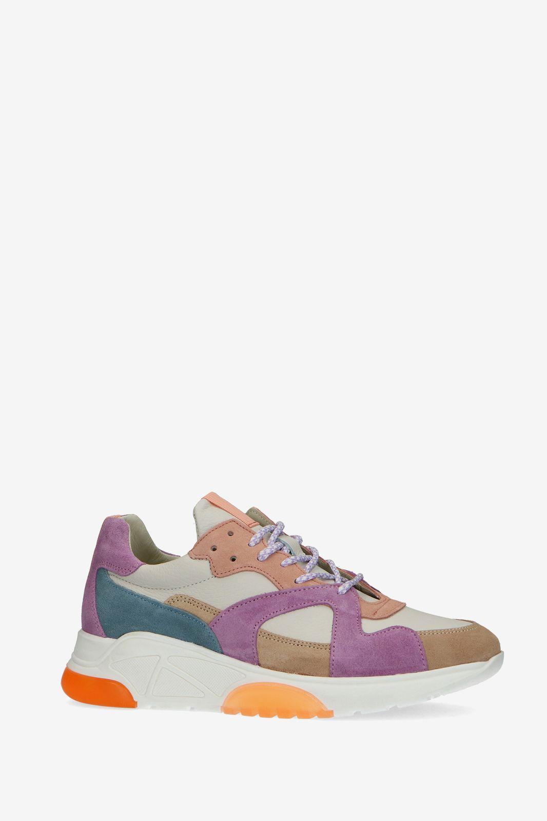 Paarse dad sneaker - Dames | Sissy-Boy