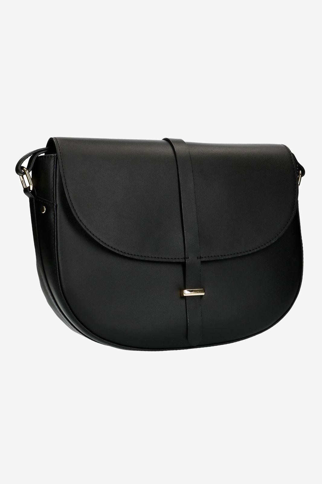 Zwarte tas leer - Dames | Sissy-Boy