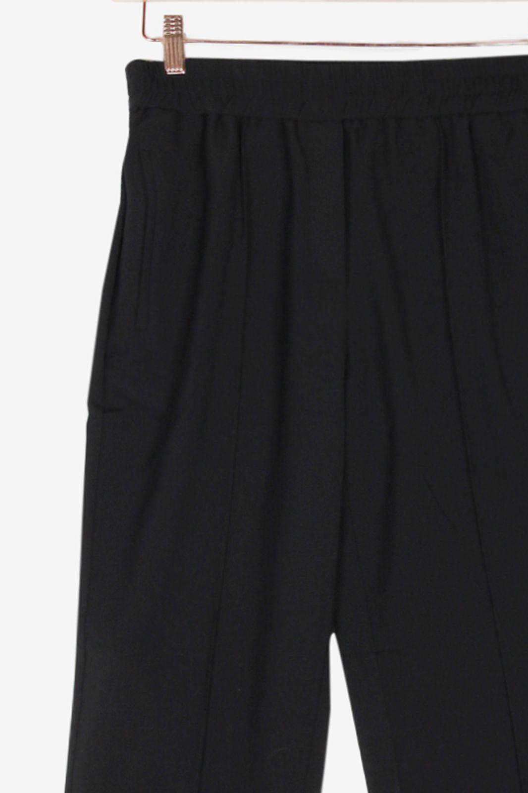 Zwarte tapered broek - Dames   Sissy-Boy
