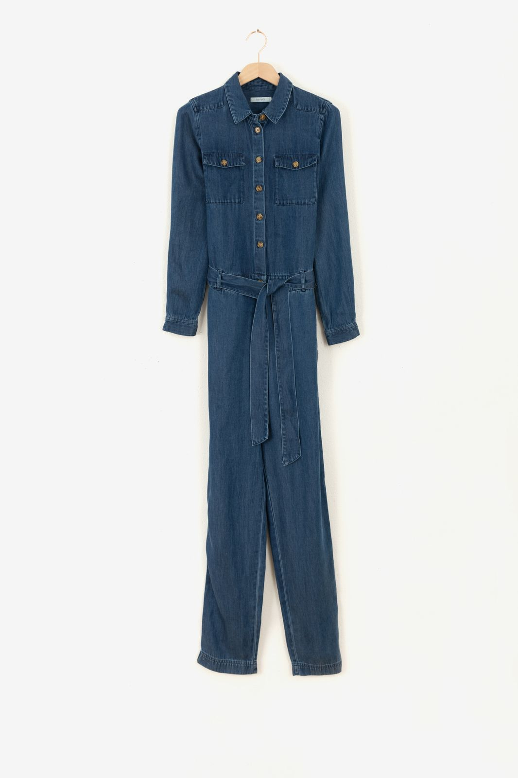 Tencel denim jumpsuit - Dames | Sissy-Boy