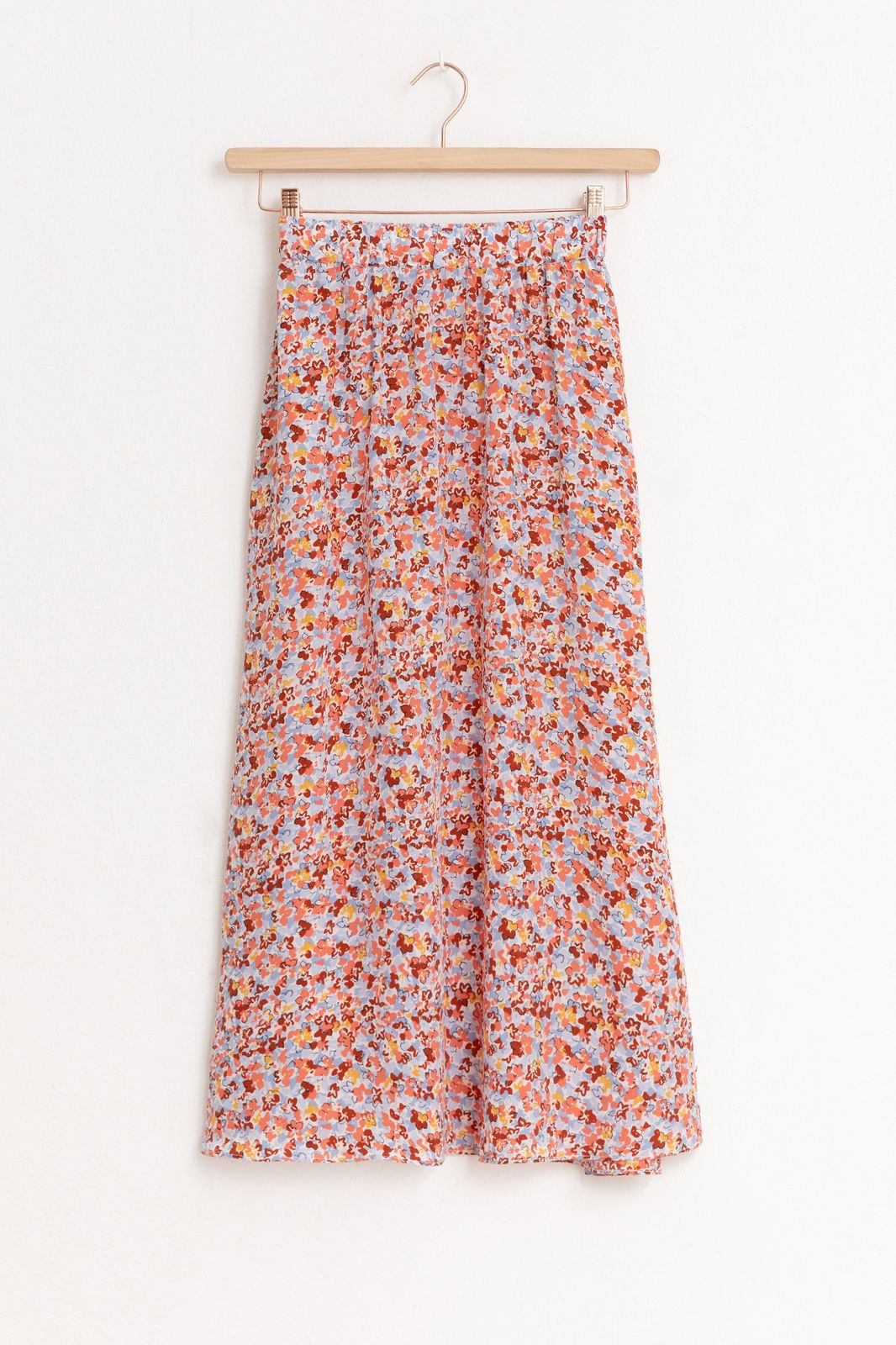Maxi rok met all over bloemenprint - Dames | Sissy-Boy