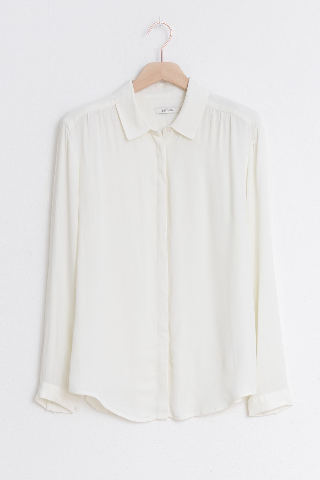 Witte essential blouse