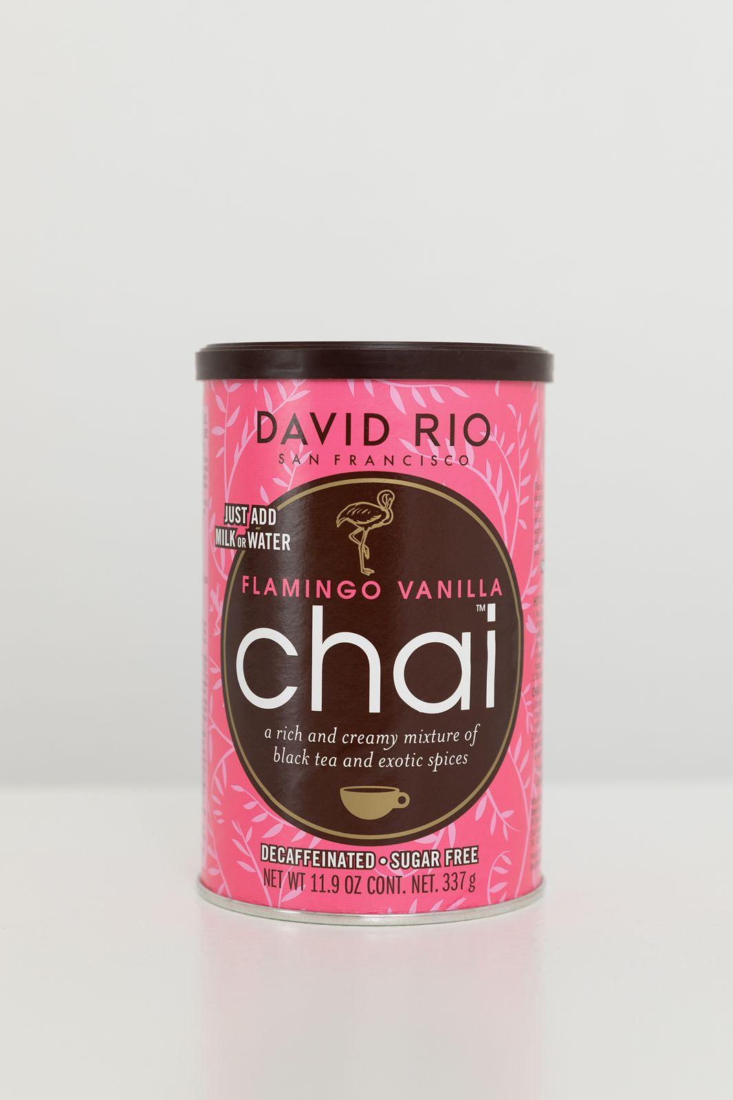 David Ri Chai Latte Flamingo Vanilla