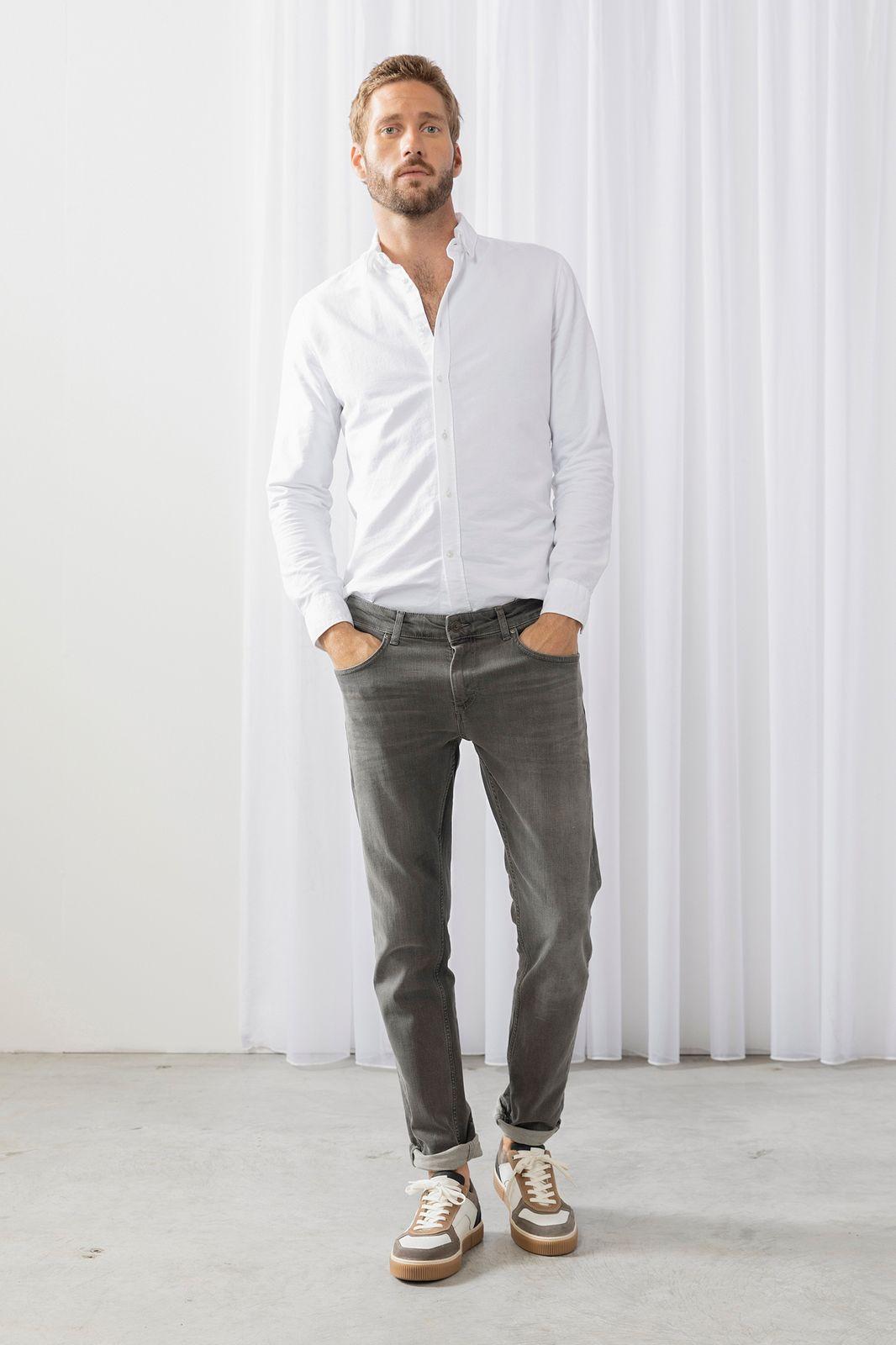 Wit overhemd - Heren | Sissy-Boy