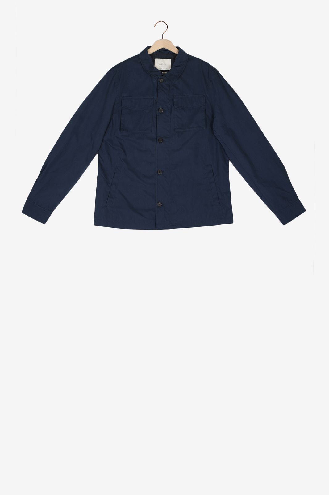 Donkerblauw jack - Heren | Sissy-Boy