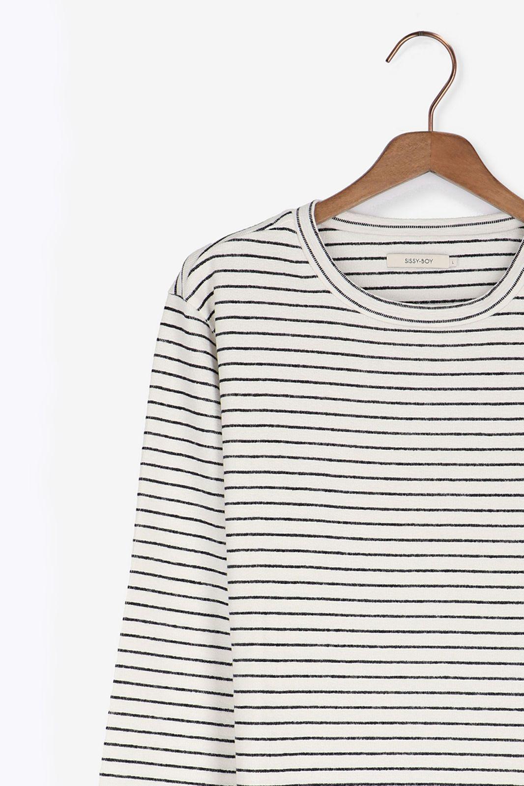 Gestreepte sweater OUF - Heren   Sissy-Boy