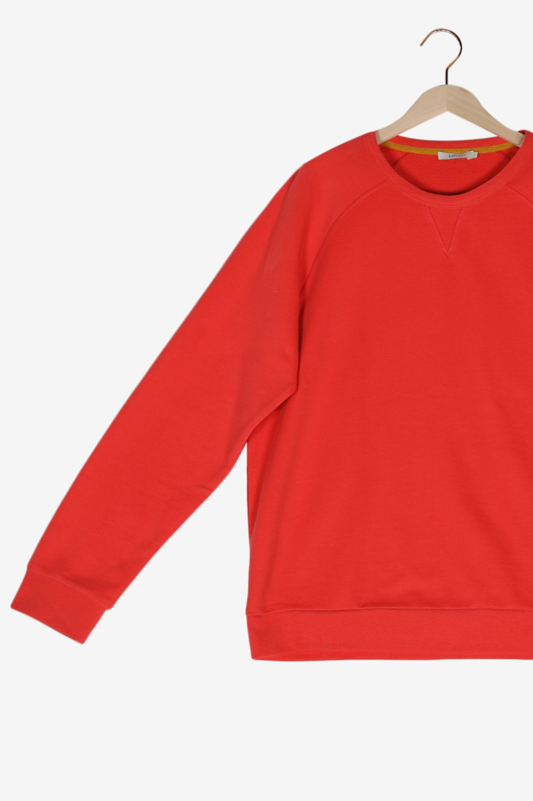 Rode sweater