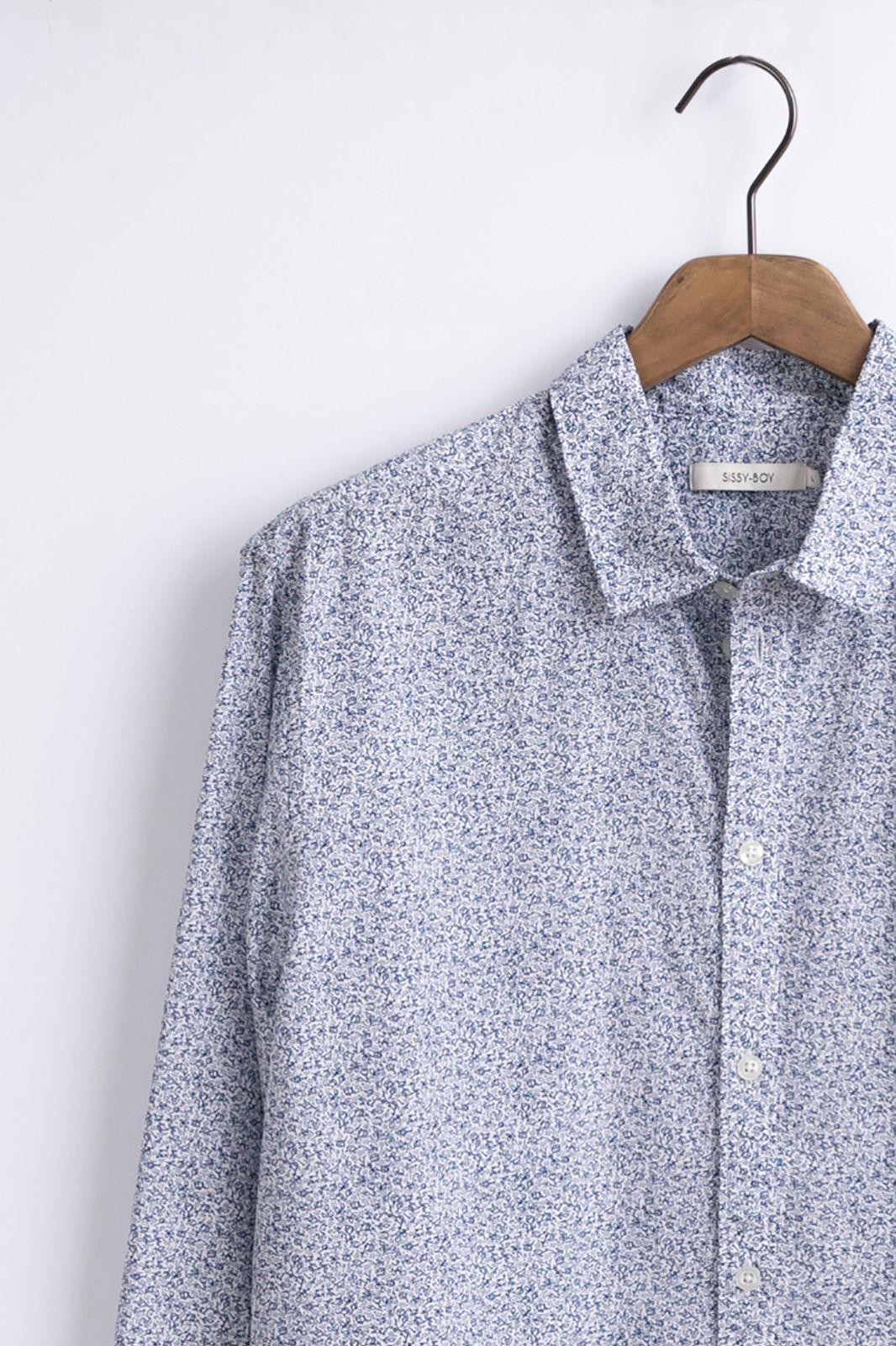 Overhemd met bloemenprint - Heren | Sissy-Boy