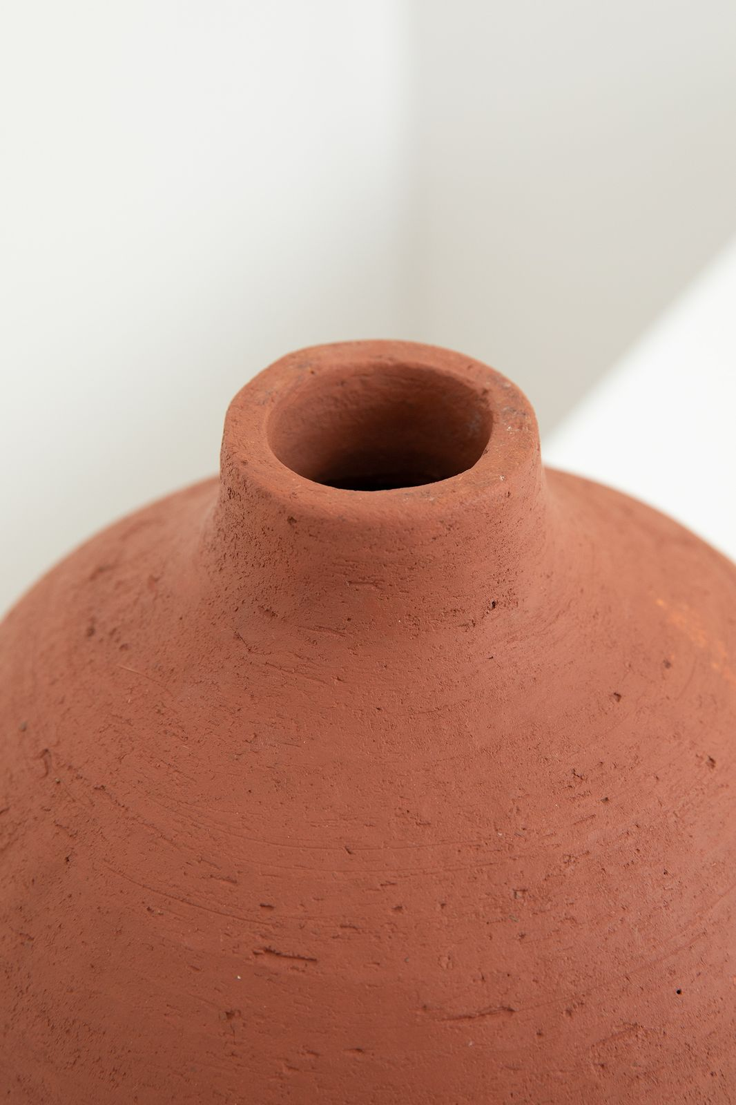 Vaas terracotta