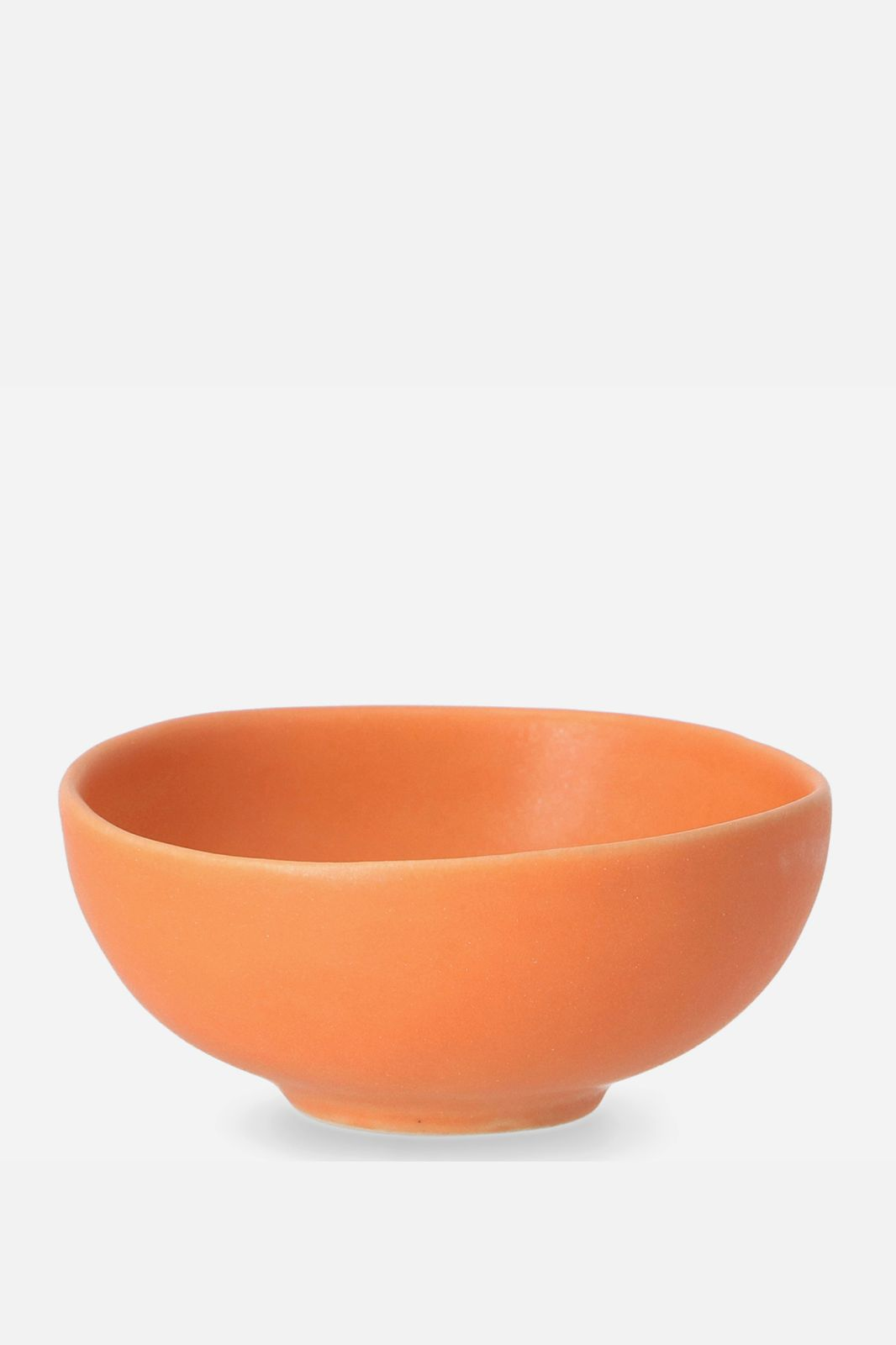 Oranje aardewerk kommetje Art