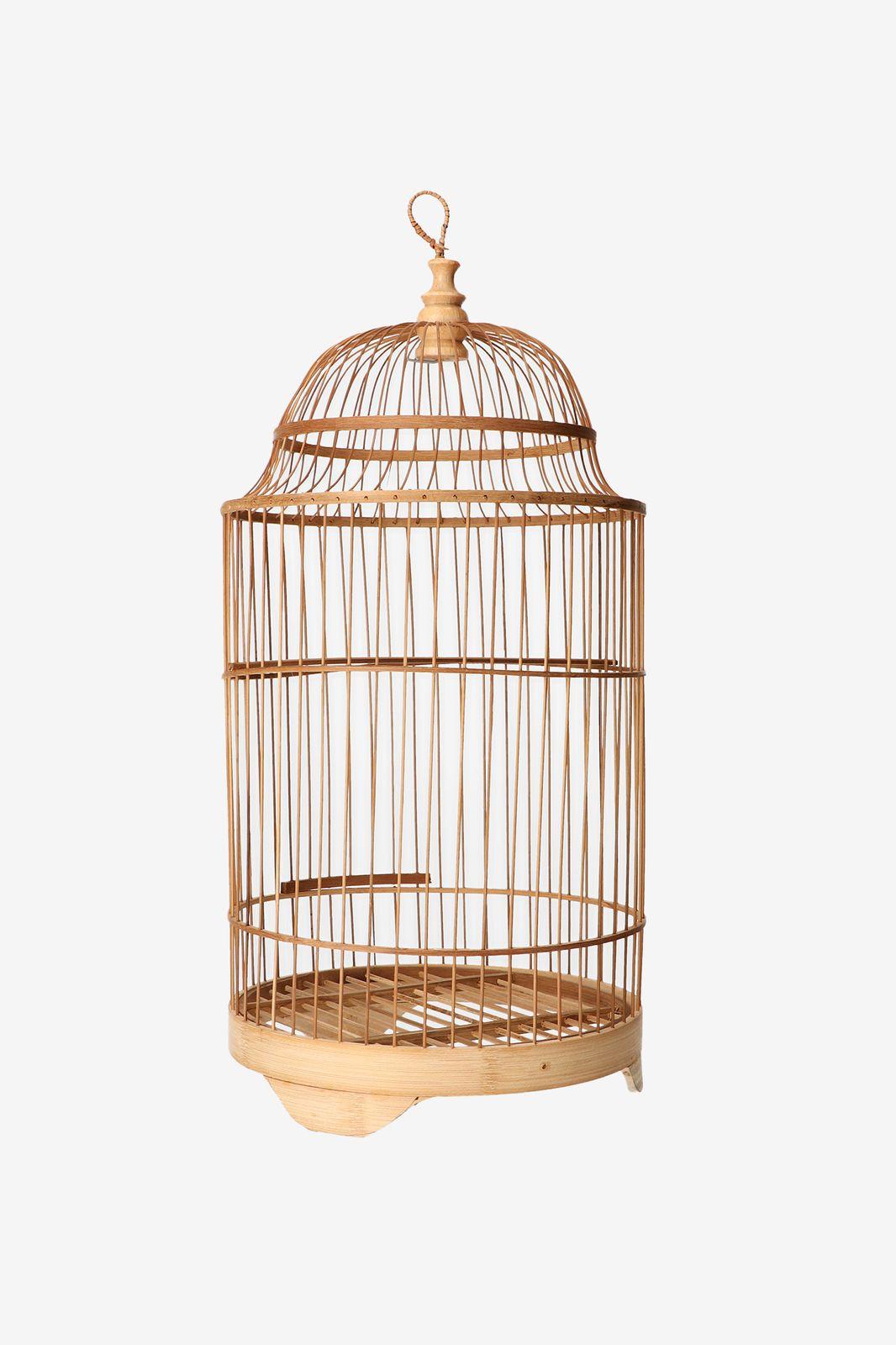 Vogelkooi bamboe