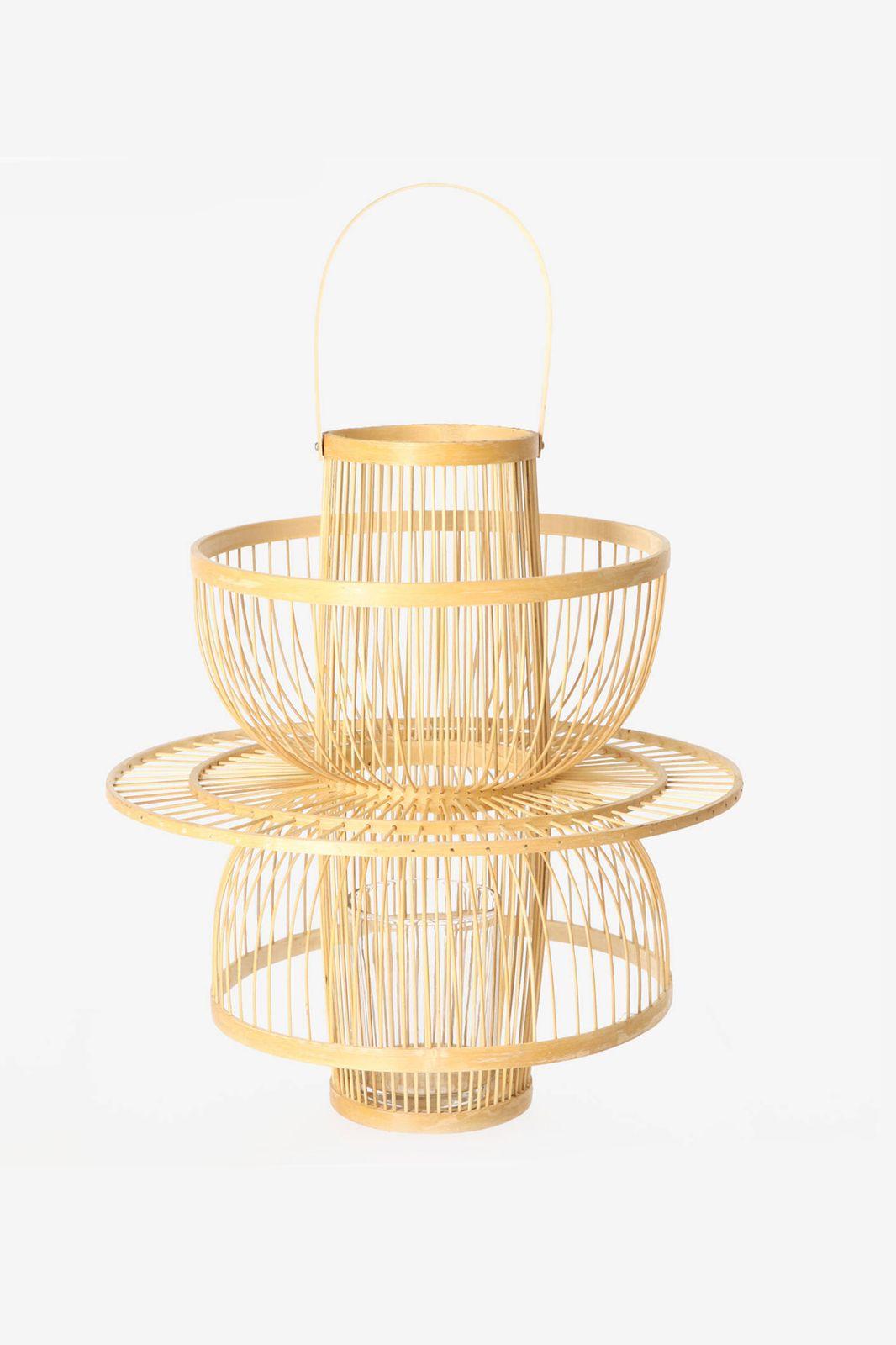 Bamboe lantaarn