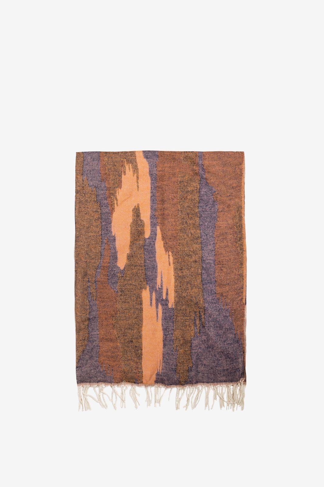 Geel deken met atelier print - Homeland | Sissy-Boy