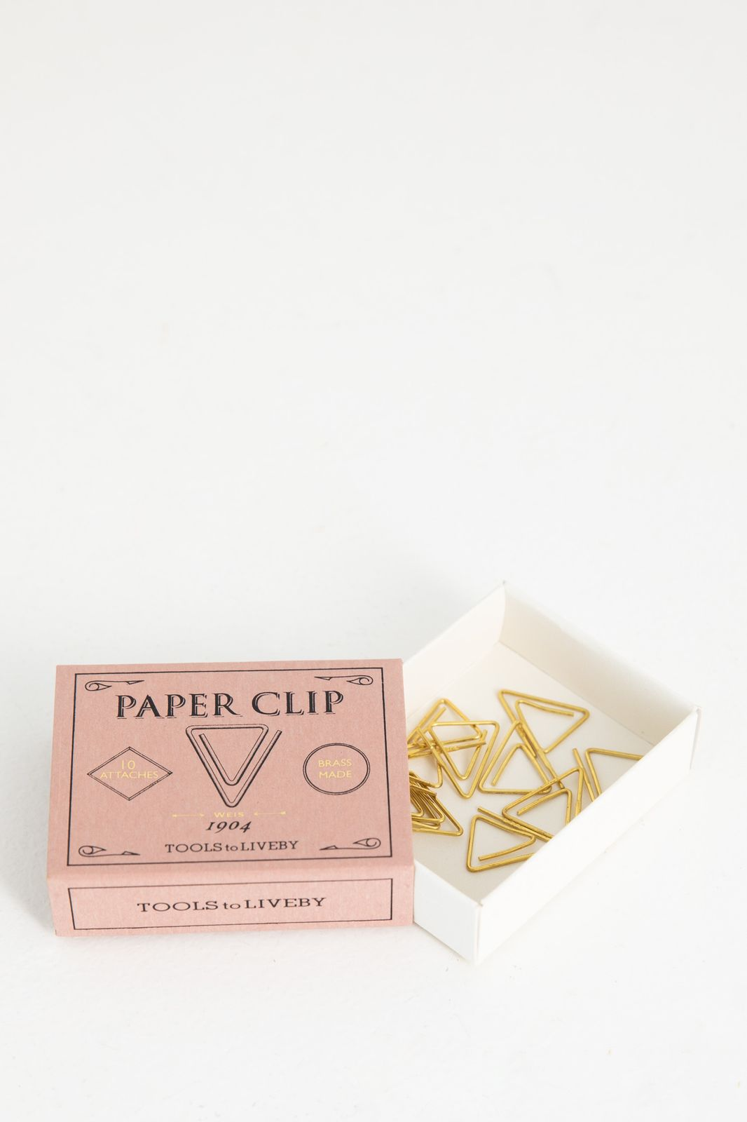 Goudkleurige paperclips - Homeland   Sissy-Boy