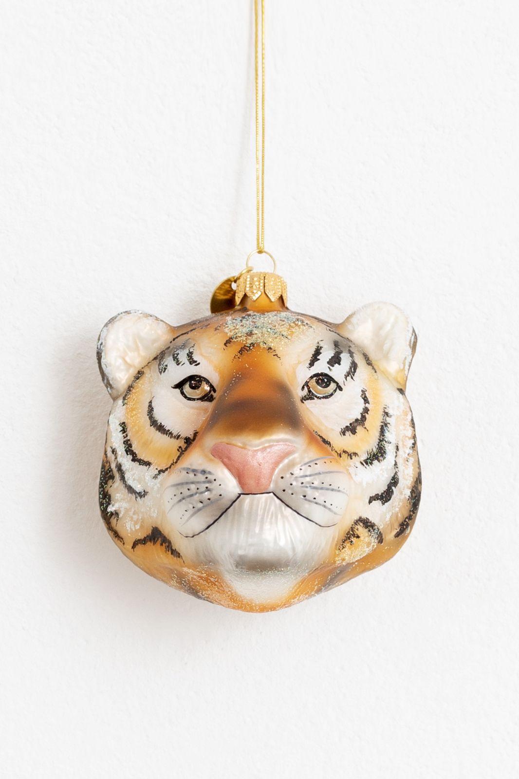 Kerst ornament tijger kop - Homeland | Sissy-Boy